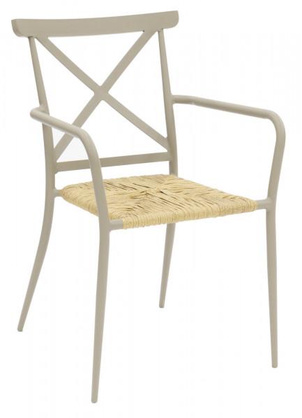 AKS Skagen Stuhl Aluminium
