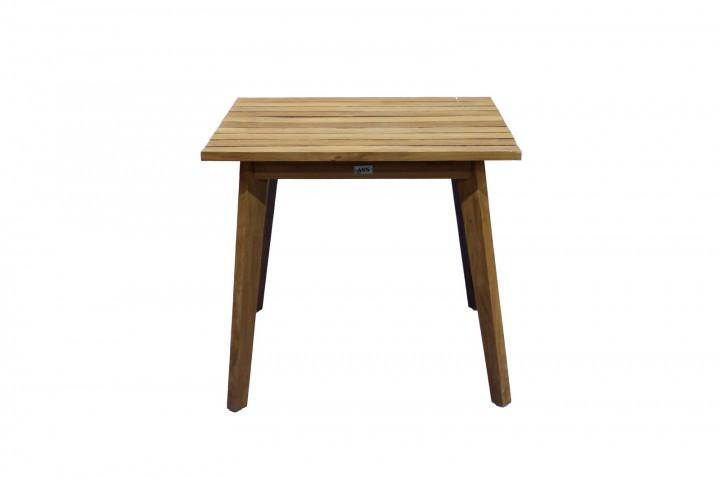 AKS Boa Vista Tisch Teak 85x85x75 cm natur