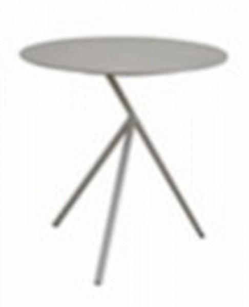 AKS Grove Beistelltisch Aluminium, 52 cm