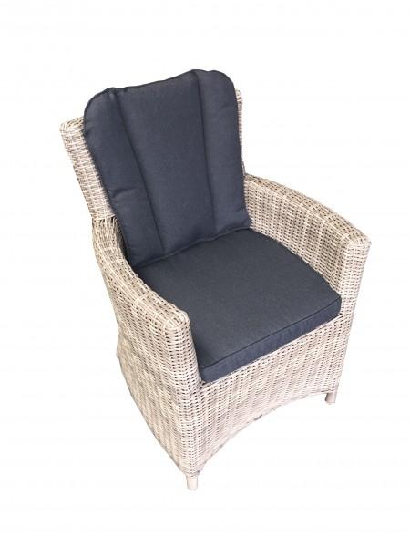 AKS Rantum XL Geflecht Sessel