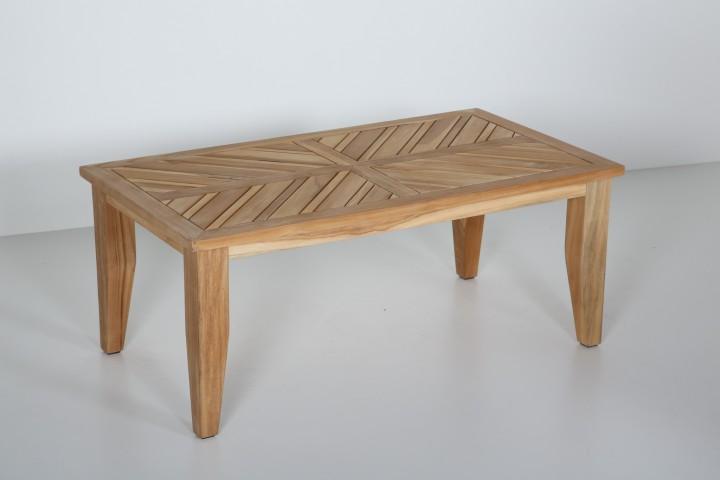 AKS Key West Loungetisch Holz, natur