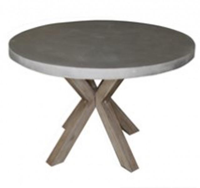 AKS Da Vinci Tisch 135x75 cm Akazie Poly