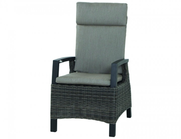 AKS Benedetto Move Sessel, charcoal grey