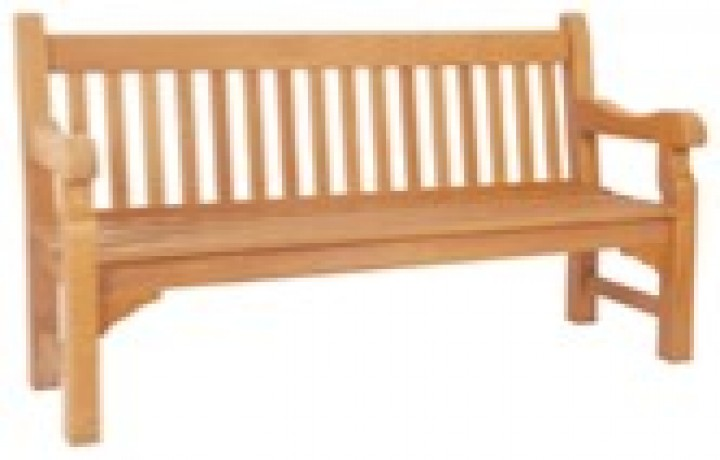 AKS Summerfield Bank Teak 180x66x91 cm natur