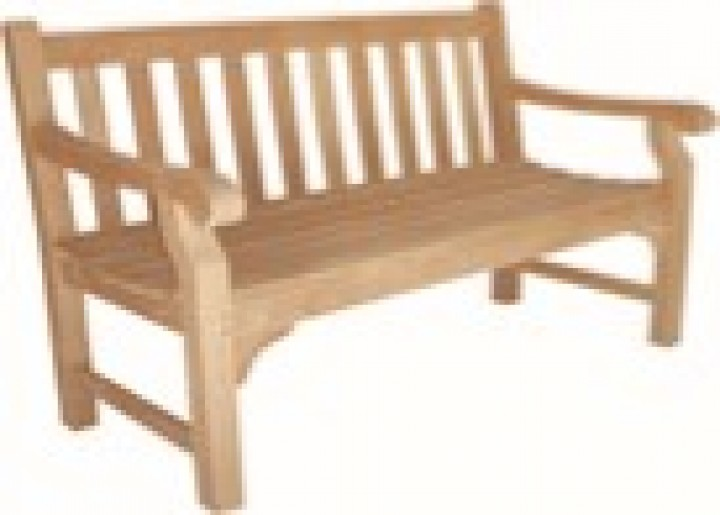 AKS Summerfield Bank Teak 150x60x90 cm natur