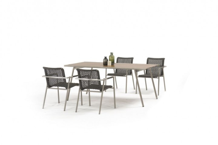AKS Lucca Diningset