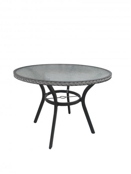 AKS Gomera Tisch Glas