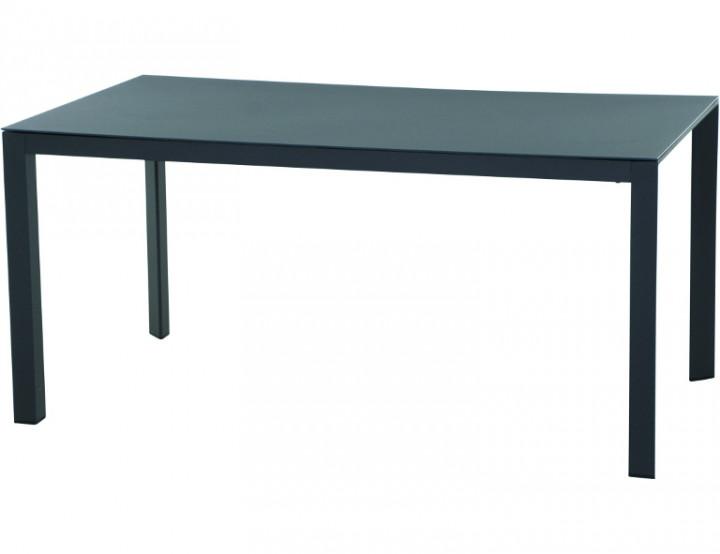 AKS Mansal Diningtisch Aluminium matt graphit, , 160x90 cm
